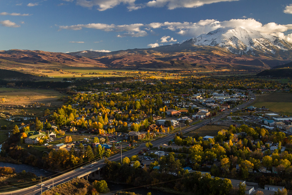 Carbondale, Colorado: Aspen's Fun, Funky Neighbor