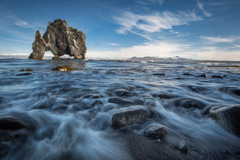 Hvetserker, Iceland