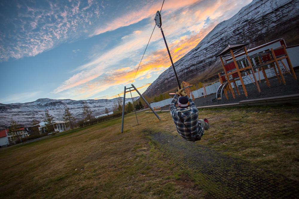 The Iceland Road Trip, Part 5:  Seyðisfjörður, aka heaven
