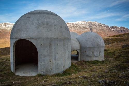 Tsivongur Sound Sculpture Seyðisfjörður Iceland