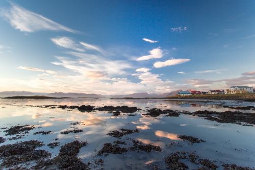 Höfn, Iceland, Ocean, Southern Iceland