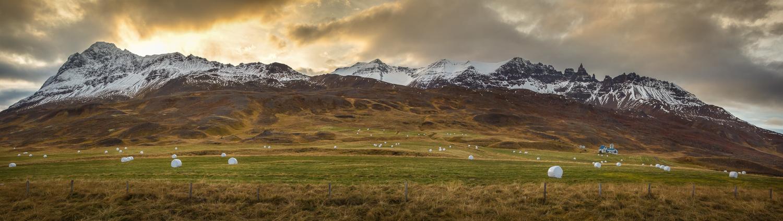Akureyri, Iceland, mountains