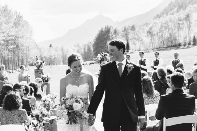 Wedding, Wild Imagining, Aspen