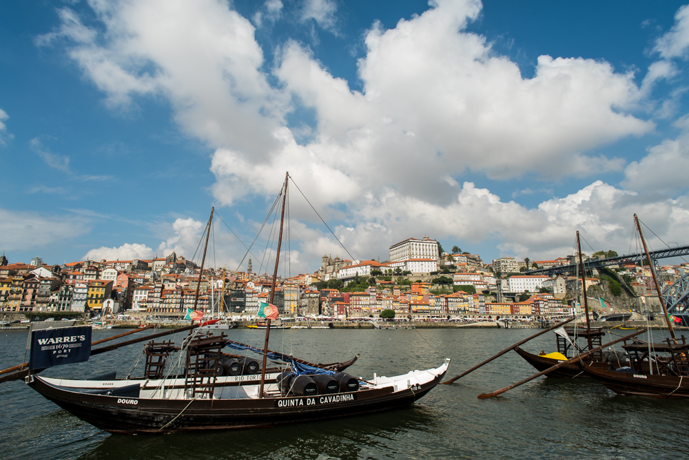 A port-infused daydream in Porto