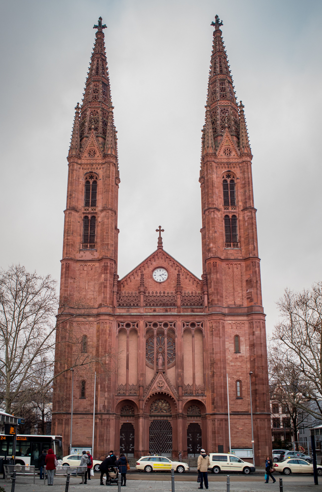 Germany, Deutschland, Churches