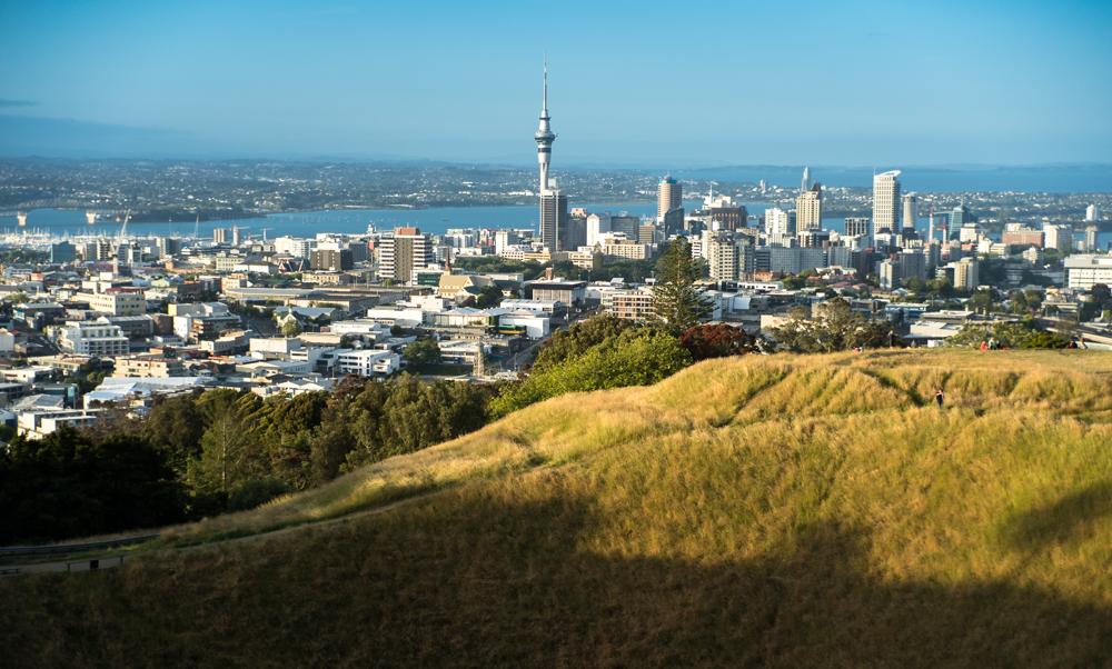 AKL, New Zealand, Mount Eden