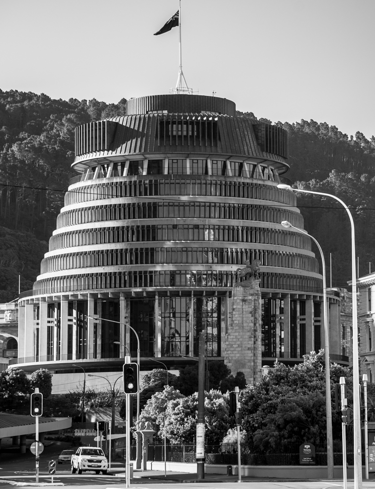 New Zealand, Wellington, Parliment