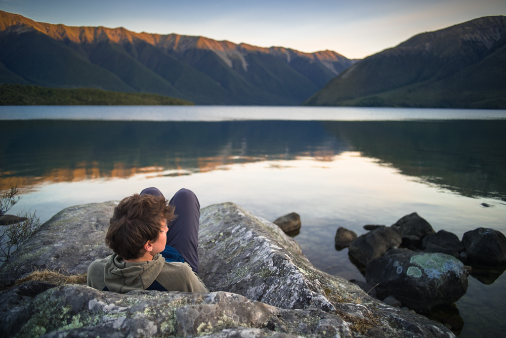 Simple Pleasures at Nelson Lakes National Park