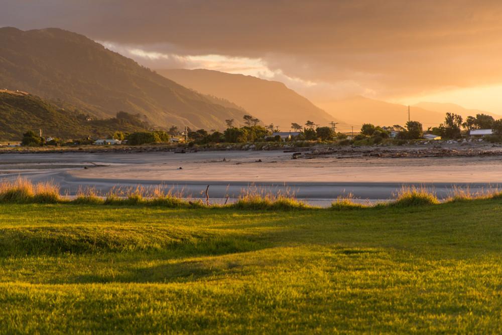 New Zealand, Westport, Travel