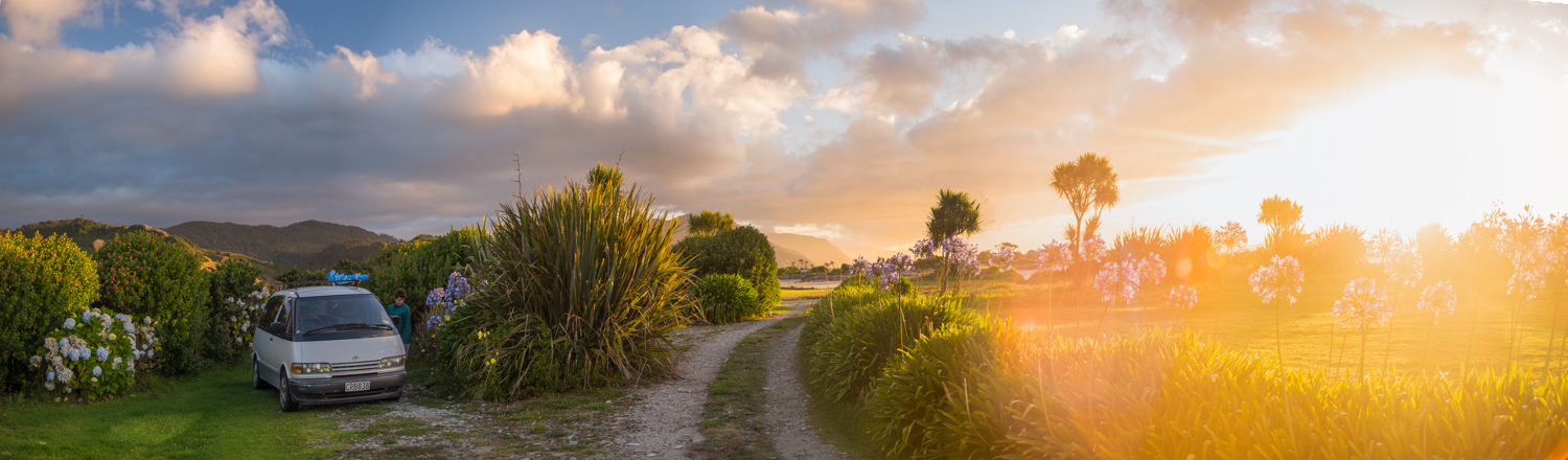 Enclave At Westport >> Our Favorite Campground in New Zealand: Gentle Annie's
