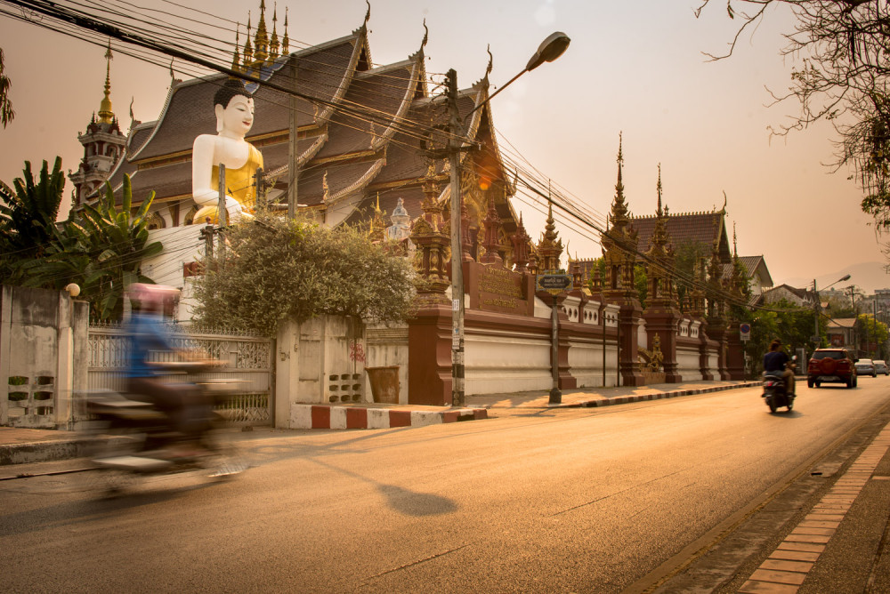 Thailand, Temple, Travel