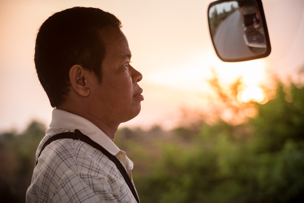 """I off-handedly asked our Tuk Tuk driver how long he had lived in Battambang. He'd been there since the Khmer Rouge first came to power and sent him there. His family was originally from somewhere in the South. Innocent questions like """"Where are you from?"""" and """"How long have you lived here?"""" become loaded with a recent history like Cambodia's.  —Ben"""