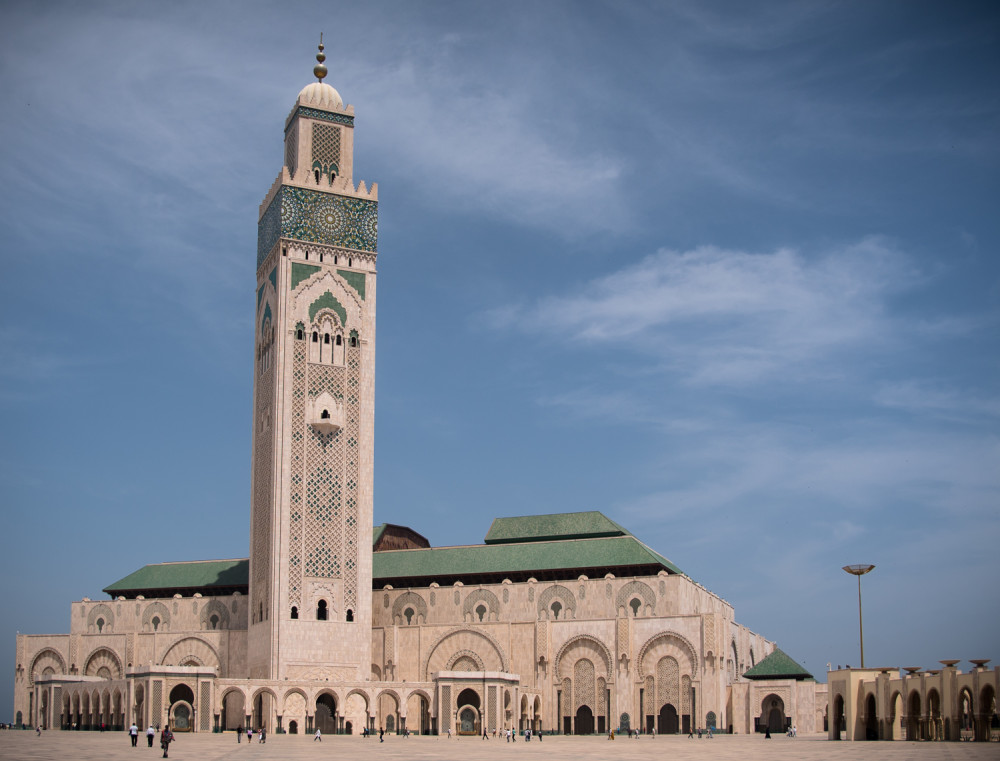 Casablanca, Morocco, Travel