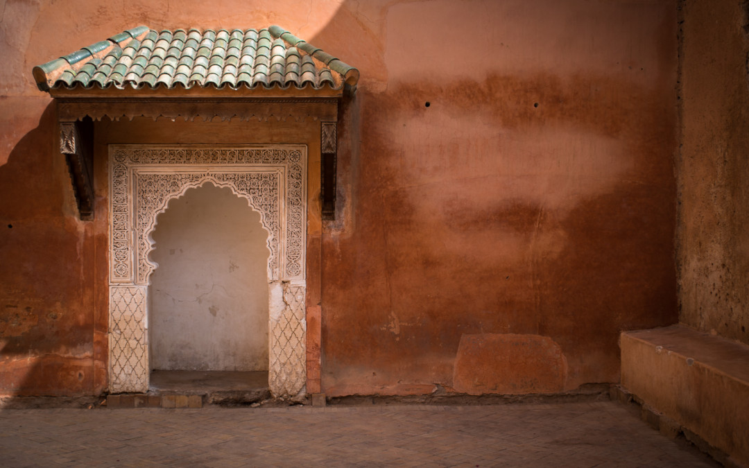 Our first few days in Morocco