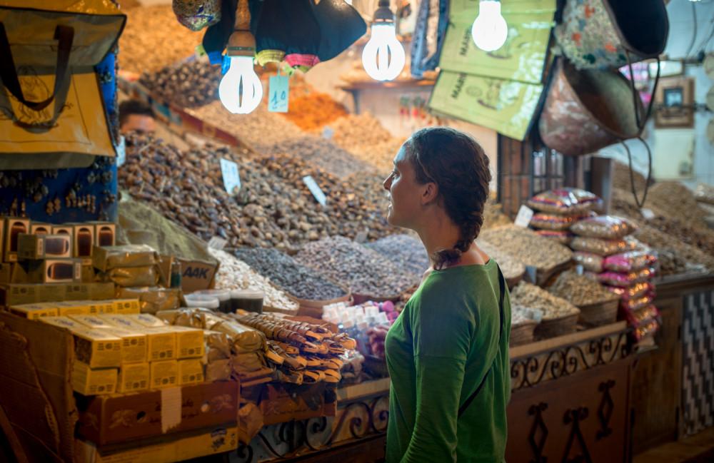 Morocco, Travel, Souks