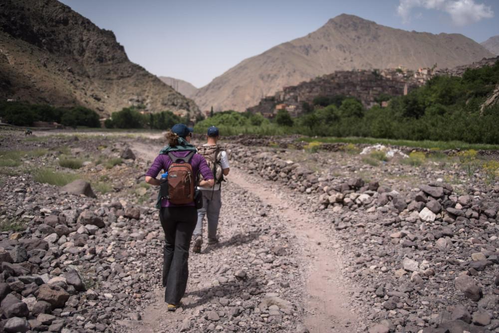 Morocco, Hiking, Travel