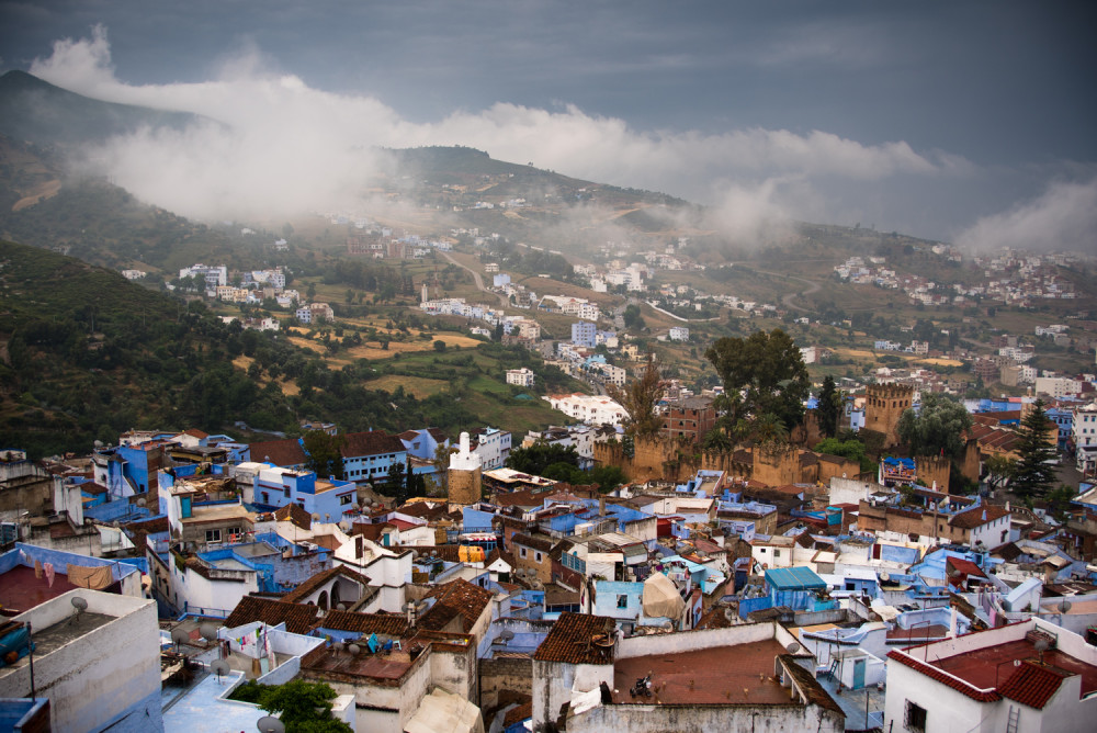 Morocco, Travel, Chefchaouen