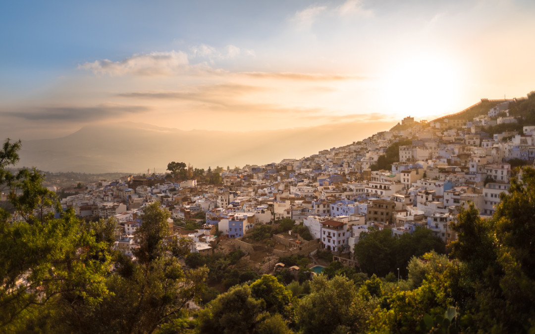 Morocco: Taking a break in Chefchaouen