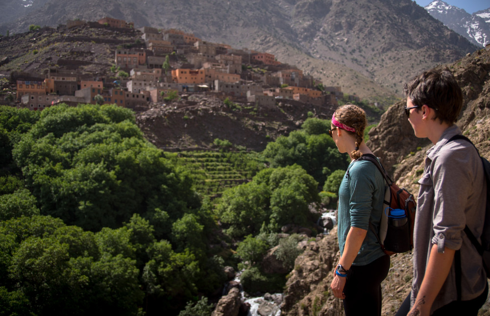 Morocco, Hiking, Travel
