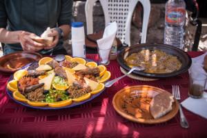 Morocco, Hiking, Travel, food