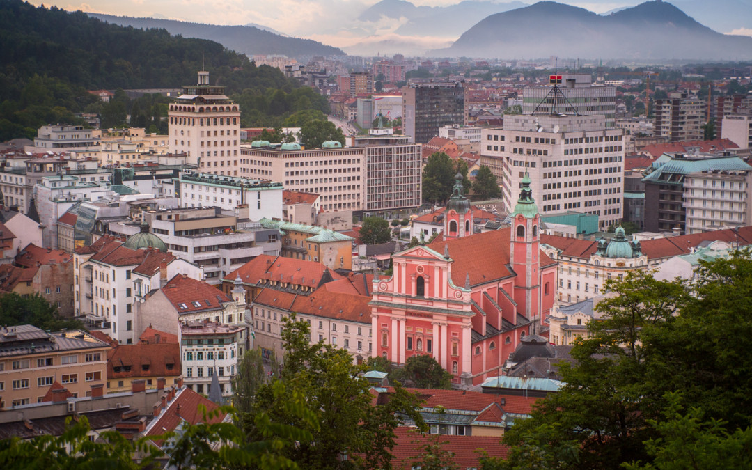 Ljubljana: A fairy-tale city in Central Europe