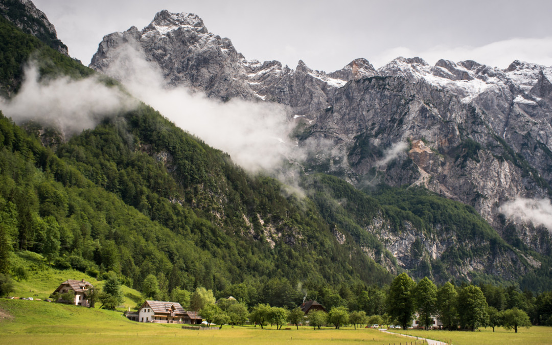 Logar Valley: the most beautiful place in Europe