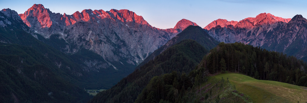 Slovenia, Europe, Logar Valley, Travel