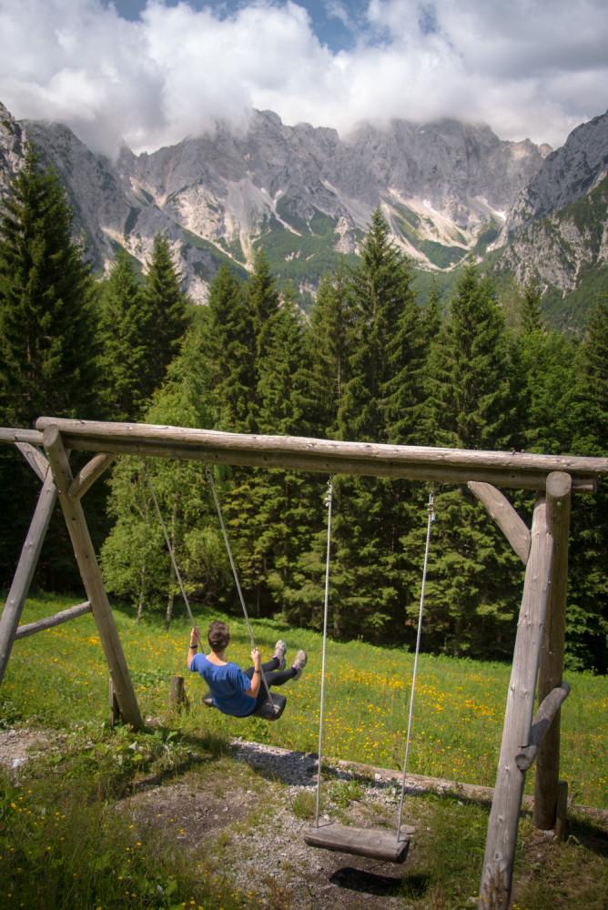 Logarska Dolina, Slovenia, Alps, Logar Valley