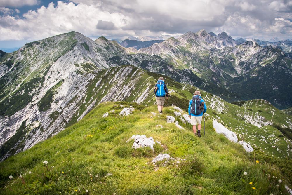 Slovenia, Travel, Hiking