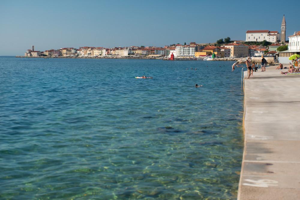 Slovenia, Istria, Travel
