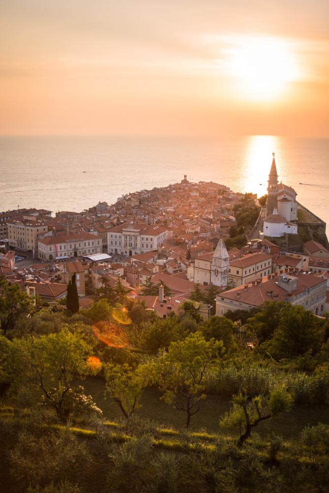 Slovenia, Adriatic Sea, Travel