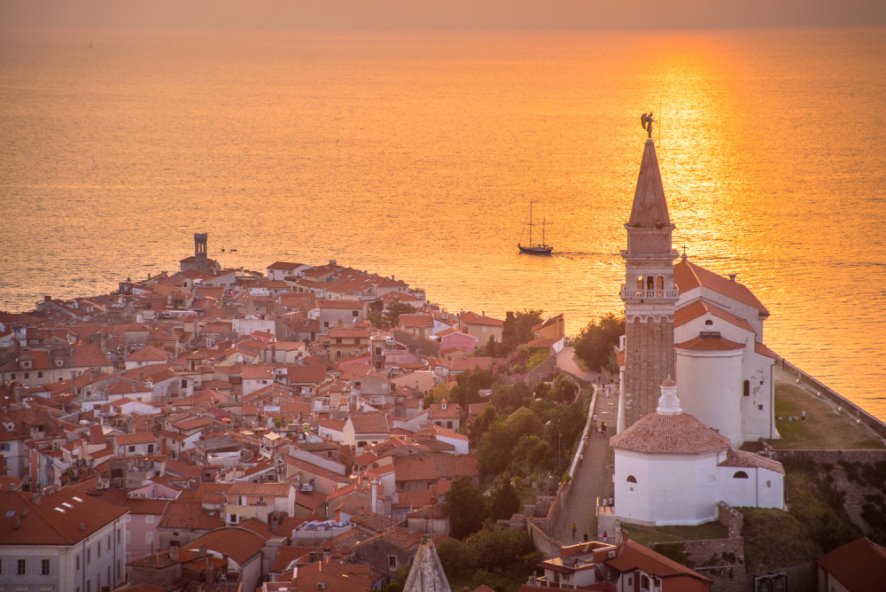 Slovenia, Travel, Istria, Adriatic Sea
