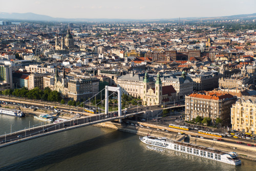 Budapest, Hungary, Travel