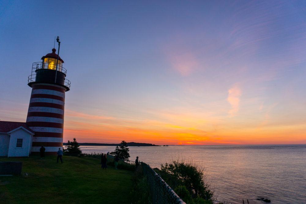 Maine, New England, Travel