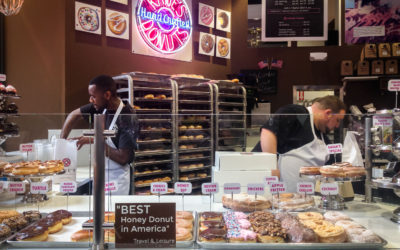 Practice Random Acts of Accomplishment: My Boston Donut Pilgrimage