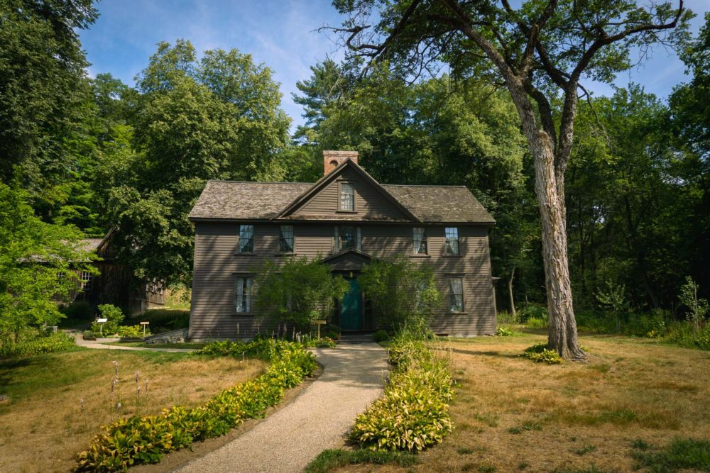 Massachusetts, Louisa May Alcott, Little Women