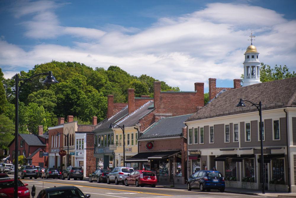 Massachusetts, Concord, Travel