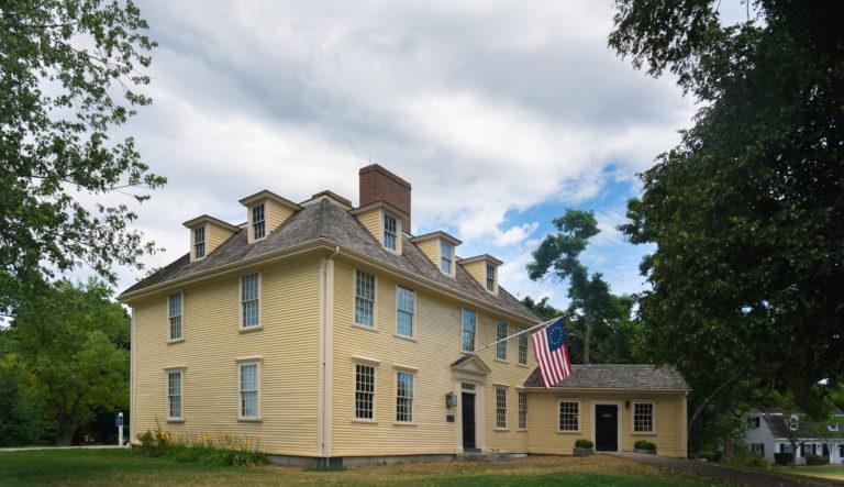 Massachusetts, Travel, History
