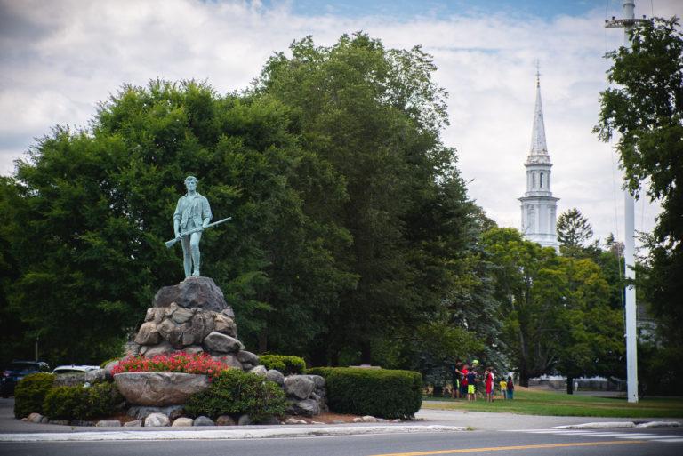 Massachusetts, History, Travel